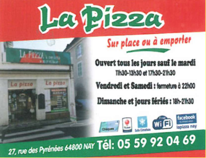 La Pizza Nay